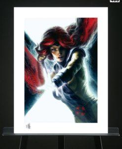 Marvel Art Print Jean Grey 46 x 61 cm - unframed