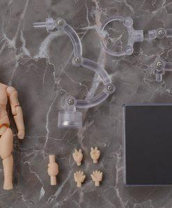 Original Character Nendoroid Doll Archetype Action Figure Man (Peach) 10 cm