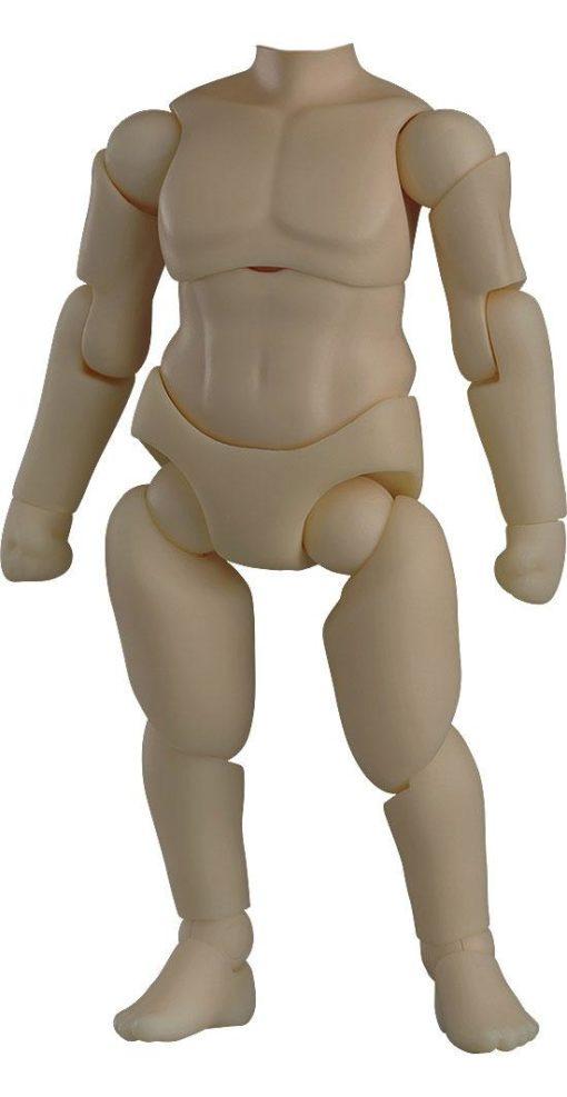 Original Character Nendoroid Doll Archetype Action Figure Man (Cinnamon) 10 cm