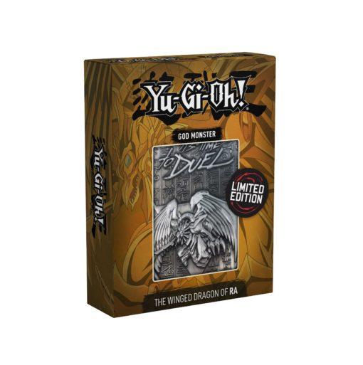 Yu-Gi-Oh! Replica God Card Winged Dragon of Ra