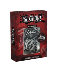 Yu-Gi-Oh! Replica God Card Slifer the Sky Dragon