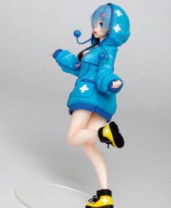 Re:Zero Precious PVC Statue Rem Fluffy Parker Ver. 23 cm