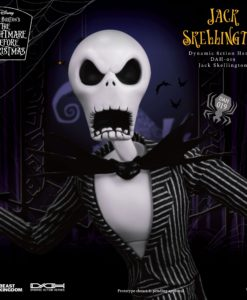 Nightmare before Christmas Dynamic 8ction Heroes Action Figure 1/9 Jack Skellington 21 cm