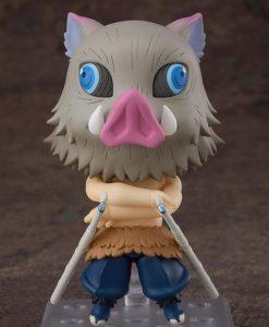Kimetsu no Yaiba: Demon Slayer Nendoroid Action Figure Inosuke Hashibira 10 cm