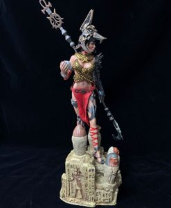 Fantasy Figure Gallery Historical Goddess Collection Statue 1/6 Anubis (Michel Rodriguez) 30 cm