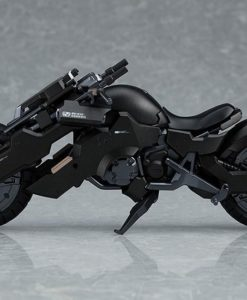 Heavily Armed High School Girls ex:ride Vehicle Series Statue BK91A 21 cm