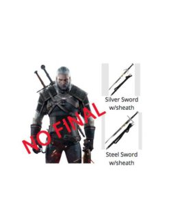 The Witcher Action Figure Geralt 18 cm