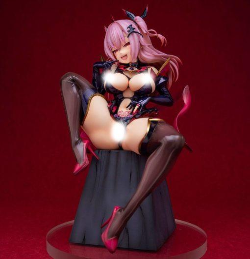 Comic Unreal PVC Statue 1/6 Succumarelip (Aise Tenshi Love Mary Evil Conception) 21 cm