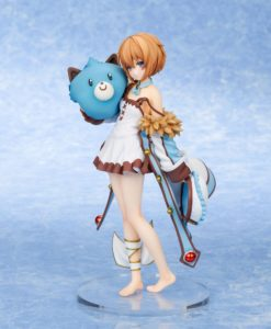 Hyperdimension Neptunia Statue 1/8 Blanc Wake Up Version 20 cm