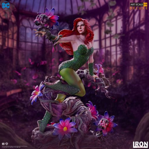 DC Comics Art Scale Statue 1/10 Poison Ivy by Ivan Reis 20 cm