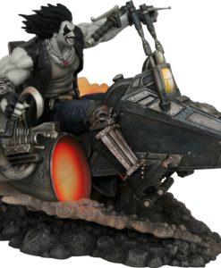 DC Comic Gallery Deluxe PVC Statue Lobo 25 cm