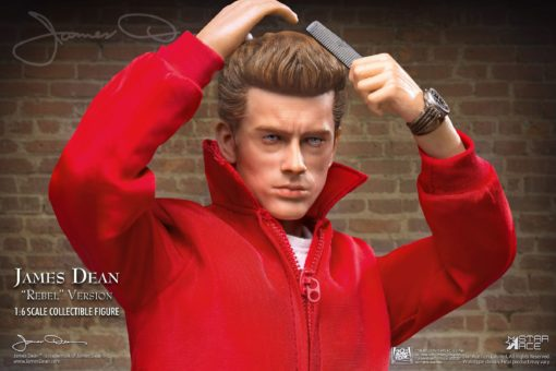 James Dean Action Figure 1/6 James Dean Rebel Ver. 30 cm
