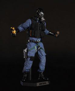 Tom Clancy's Rainbow Six Siege Action Figure Smoke 30 cm