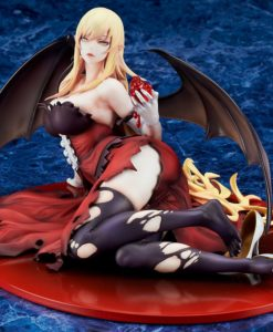 Kizumonogatari PVC Statue 1/7 Kiss-Shot Acerola-Orion Heart-Under-Blade 13 cm