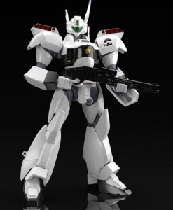 Mobile Police Patlabor Moderoid Plastic Model Kits 1/60 AV-98 Ingram & Bulldog 10 - 13 cm