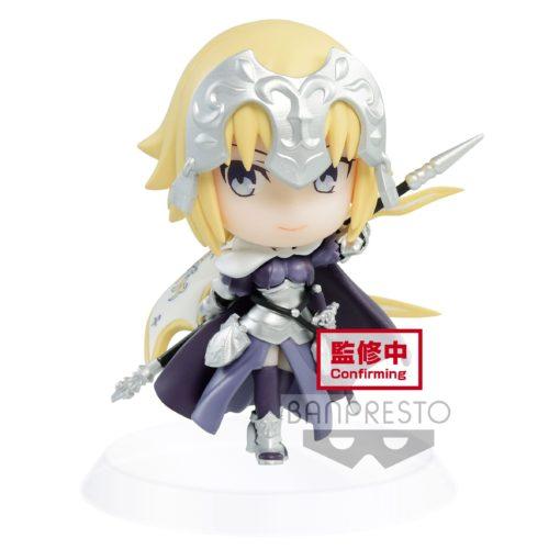 Fate/Grand Order ChiBi Kyun Figure Ruler / Jeanne D'Arc 6 cm