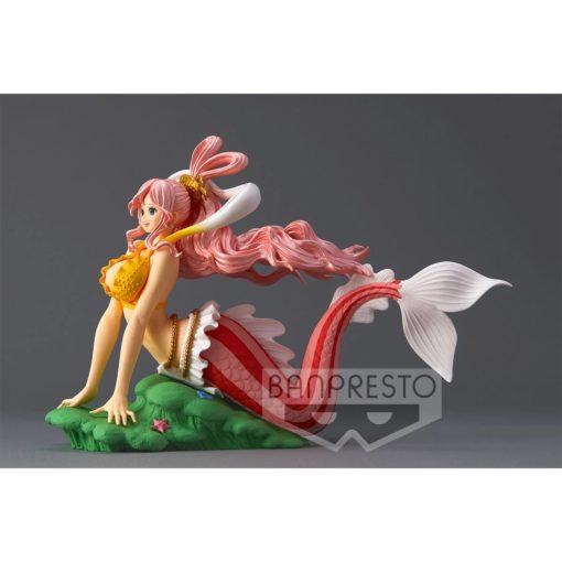 One Piece Glitter & Glamours PVC Statue Princess Shirahoshi Ver. A 15 cm