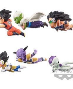 Dragon Ball Z WCF ChiBi PVC Statues 7 cm Assortment Vol. 1 (12)