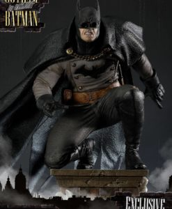 Batman Arkham Origins Statues 1/5 Gotham By Gaslight Batman Black Version & EX 57 cm Assortment (3)