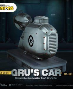 Despicable Me Master Craft Statue Gru's Car 26 cm