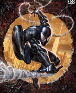 Marvel Art Print The Amazing Spider-Man: #300 Tribute 46 x 61 cm - unframed
