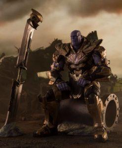 Avengers: Endgame S.H. Figuarts Action Figure Thanos Final Battle Edition 20 cm