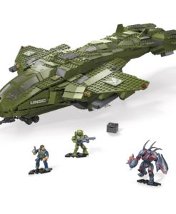 Halo Infinite Mega Construx Pro Builders Construction Set Pelican Inbound