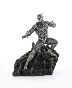 Marvel Pewter Collectible Statue Black Panther Guardian Limited Edition 24 cm
