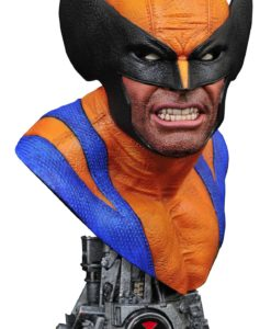 Marvel Comics Legends in 3D Bust 1/2 Wolverine 25 cm