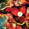DC Comics Art Print The Flash 46 x 61 cm – unframed