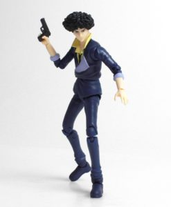 Cowboy Bebop BST AXN Action Figure Spike Spiegel 13 cm