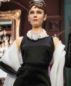 Breakfast at Tiffany's Statue 1/4 Holly Golightly (Audrey Hepburn) 52 cm