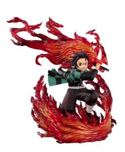 Demon Slayer: Kimetsu no Yaiba FiguartsZERO PVC Statue Kamado Tanjiro (Hinokami Kagura) 21 cm