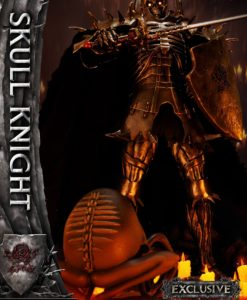 Berserk Statue Skull Knight & Skull Knight Exclusive 74 cm Assortment (3)