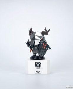 Arknights PVC Statues Deformed Vol. 3 Set Box 14 cm