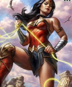 DC Comics Fine Art Print Wonder Woman #755 46 x 61 cm - unframed
