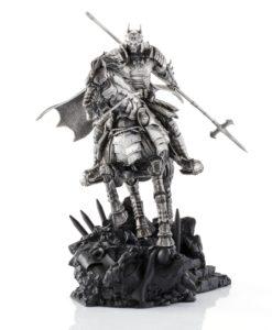 DC Comics Pewter Collectible Statue Batman Shogun Samurai Series Limited Edition 31 cm