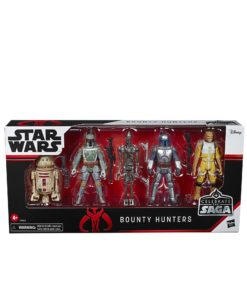 Star Wars Celebrate the Saga Action Figures 5-Pack Bounty Hunters 10 cm