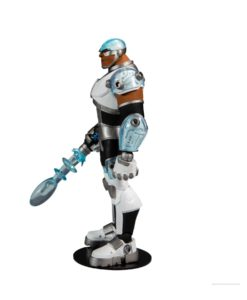 DC Multiverse Animated Action Figure Animated Cyborg 18 cm