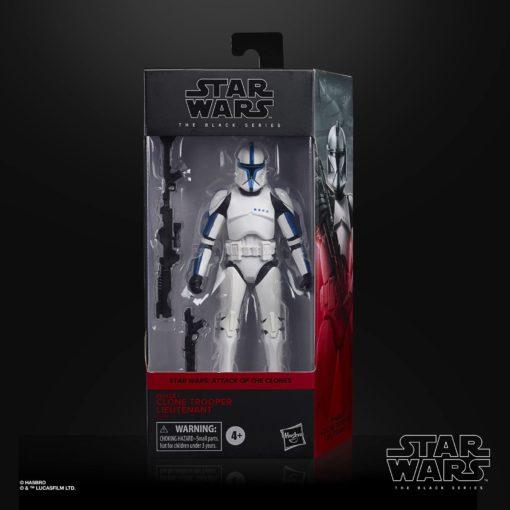 Star Wars Episode II Black Series Action Figure 2020 Phase I Clone Trooper Lieutenant 15 cm