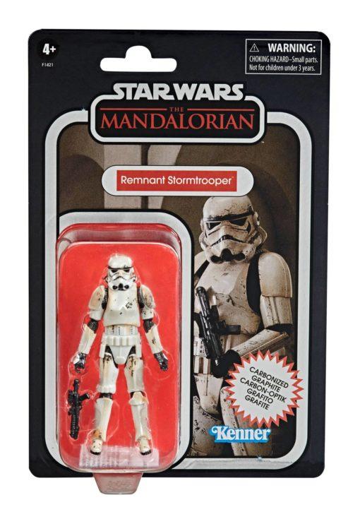 Star Wars The Mandalorian Vintage Collection Carbonized Action Figure 2020 Remnant Stormtrooper 10cm