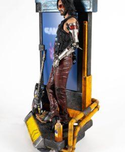 Cyberpunk 2077 Statue 1/4 Johnny Silverhand Exclusive 34 cm