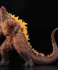 Godzilla: King of the Monsters Chou Gekizou Series PVC Statue Burning Godzilla 29 cm