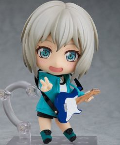 BanG Dream! Girls Band Party! Nendoroid Action Figure Moca Aoba Stage Outfit Ver. 10 cm