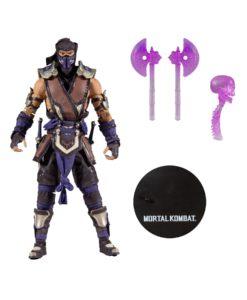 Mortal Kombat Action Figure Sub Zero (Winter Purple Variant) 18 cm