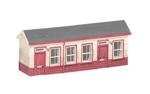 Harry Potter Model Railway Building 1/76 Hogsmeade Station – Waiting Room