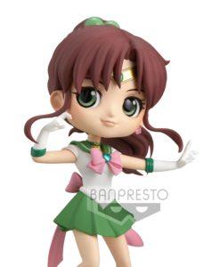 Sailor Moon Eternal The Movie Q Posket Mini Figure Super Sailor Jupiter Ver. A 14 cm