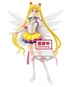 Sailor Moon Eternal Glitter & Glamours PVC Statue Eternal Sailor Moon Ver. A 23 cm