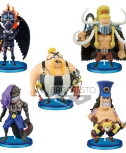 One Piece WCF ChiBi PVC Statues 7 cm Assortment Beasts Pirates 1 (12)