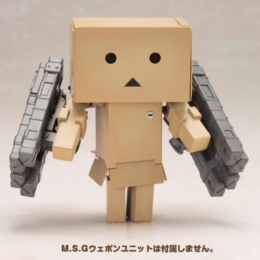Yotsubato! Action Figure Kanzenhenkei Danbo 11 cm